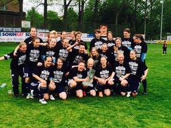 Schöne Erinnerung an das Pokalfinale im Mai gegen Bergedorf
