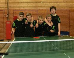 Unsere Jungen-U13-Mannschaft: Eine Klasse für sich!