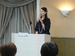 第41回テレビ大賞 大賞受賞 佐々木由美さん