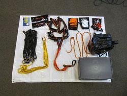 Archivfoto: Gerätesatz Absturzsicherung