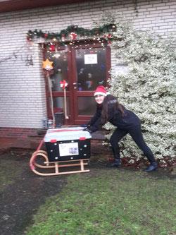 Frohe Weihnachten wünscht Kokolores-aus-der-Kiste.de!