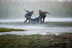 Beau suspense dans les marécages d'Andalousie (©Le Pacte).