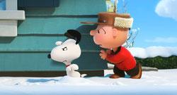 Snoopy et Charlie Brown, amis pour la vie (©20th Century Fox).