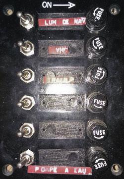 Panneau électrique - 2013