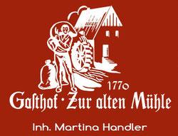 Clublokal Gasthof zur alten Mühle