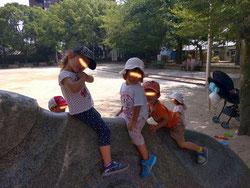 公園遊び 英語だけ