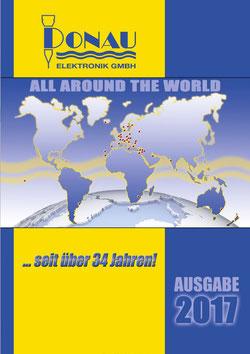 Donau Elektronik Katalog, Ausgabe 2017