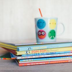 Nieuwe boeken kinderboeken