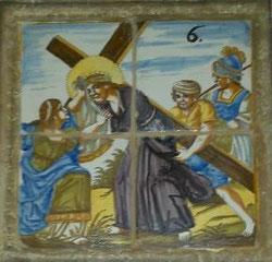 Via Crucis VI, Santa Clara, Molina de Aragón