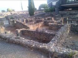 Ruinas de Cafarnaúm