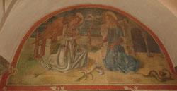 Anunciación-Encarnación,  Iglesia de Santa Andrea, Colonia (Alemania)