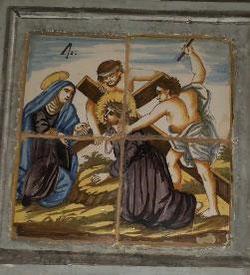 Via Crucis IV, Santa Clara, Molina de Aragón