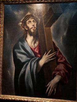 Nazareno, El Greco, El Bonillo (Albacete)