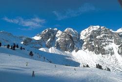 Skigebiet in Fulpmes