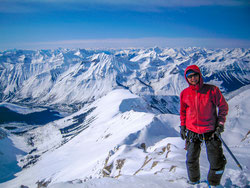 Top of Mt. McArthur