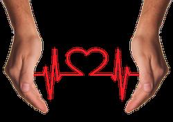 Schlaganfall, Übestunden, krank, Herzinfarkt