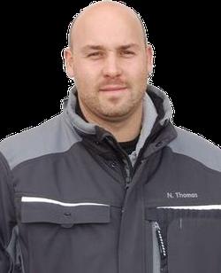 Nikolas Thomas | Sachverständiger für das Dachdeckerhandwerk
