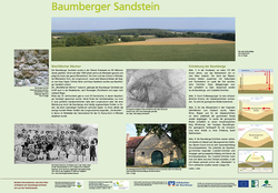 """Das LEADER-Projekt """"Natur-Tourismus in den Baumbergen"""" wurde in der alten Förderperiode 2007-2013 erfolgreich auf die Beine gestellt."""