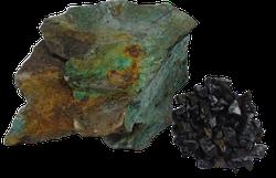 sulfidische Erze