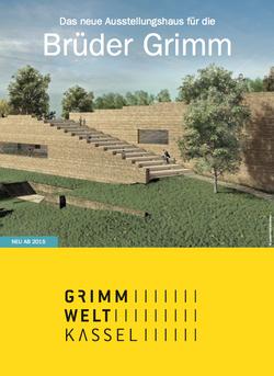Die GRIMMWELT - Eröffnung 2015