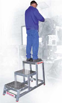 taburete industrial