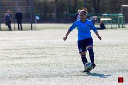 Spielerin des Spiels mit ihren 2 Toren Catharina Schimpf. Foto: Torknipser.de