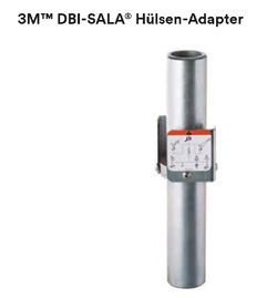 3M DBI-SALA-Huelsen-Adapter