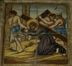 Via Crucis VII, Santa Clara Molina de Aragón