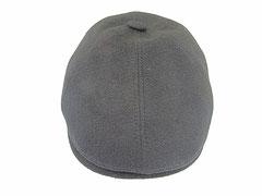 Faustmann Samt Ballonmütze schwarz Schirmkappe bis Größe 59 L Schild Mütze