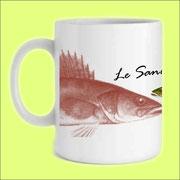 Pêcheur Mug À Shirt Le Du Tee Un Offrir uFc53KJ1Tl