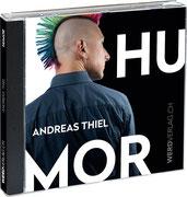 Andreas Thiel - Audio CD 'Der Humor'  (01.09.2018)