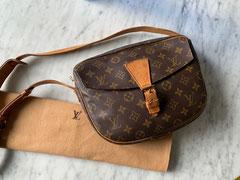 787f342995684 Louis Vuitton Jeune Fille Monogram GROßES MODELL