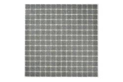 Selbstklebende Mosaik Naturstein Glas Mix Weiss