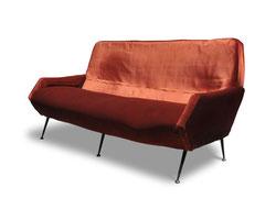 Divani e Poltrone vintage retro\' anni \'60s -\'70s - Italian Vintage Sofa
