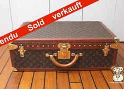 55beecaf6823 Boutique acheter bagage occasion trunk prix shop - Malle Louis Vuitton