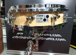 Sonor Signature Lite Hilite Phonic Doppeltomhalter Plus