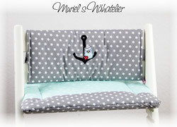 tripp trapp kissen set muriels n hatelier. Black Bedroom Furniture Sets. Home Design Ideas