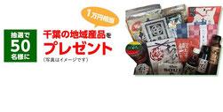 千葉県懸賞-NEXCO東日本京葉道路-プレゼント