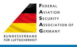 Bild: LOGO FASAG, Bundesverband für Luftsicherheit