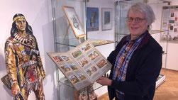 Der Sammler Wolfgang Willmann (Foto: WDR)