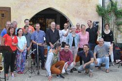 Stage Jazz en Périgord