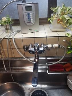 リンナイ瞬間湯沸器