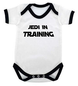 Star Wars Strampler Jedi in Training