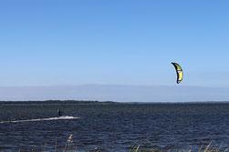 kitesurfen lernen