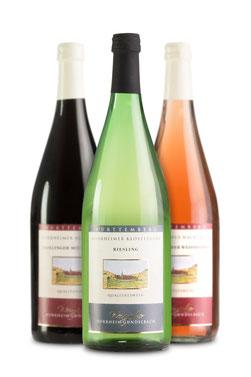 Weine der Weingärtner Horrheim-Gündelbach