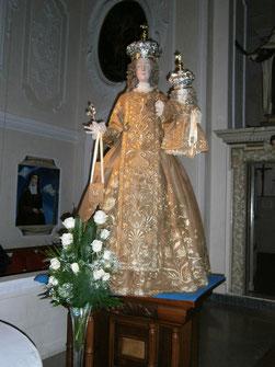 Putignano - Madonna del Carmine.