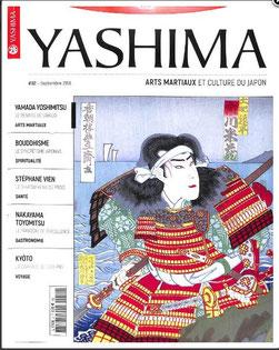 Yashima n°2, daté septembre 2018