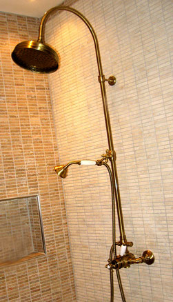 Aufputz Thermostat Duschanlage LE PETIT