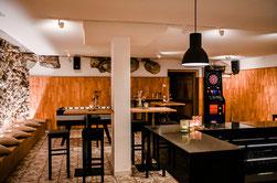 Bar im Freiamt, einzigartiger Raum