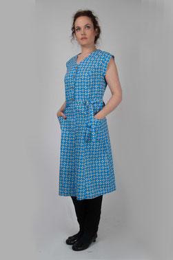 blouse Femme  coton à mancherons